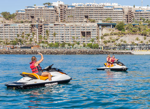 Anfi del Mar Water Sports - Jet Ski Safari