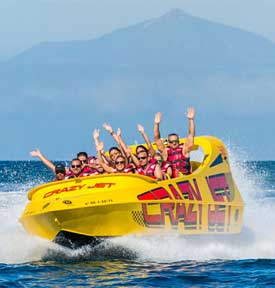 CRAZY JET – SPEED BOAT