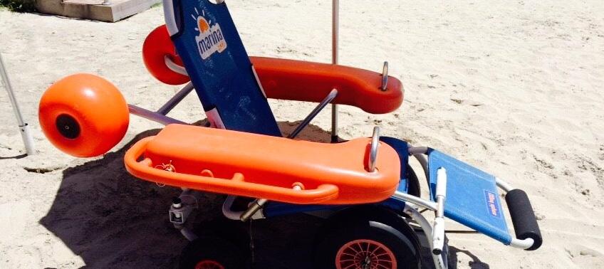 Disponemos del uso de silla de rueda gratis