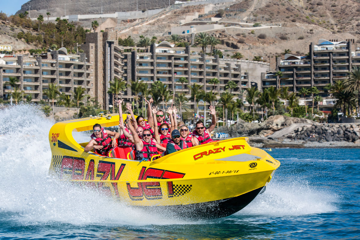 Anfi del Mar Water Sports - Jet Boat