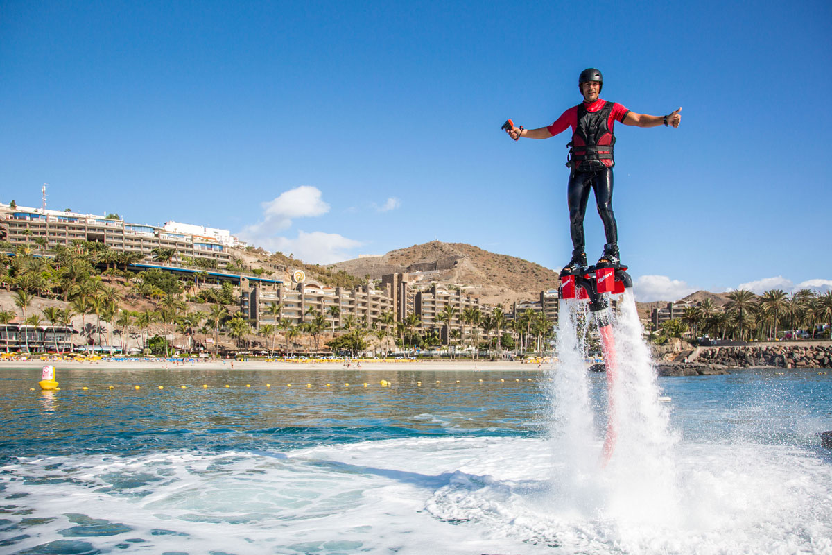 Anfi del Mar Water Sports Luis Molina - Flyboard
