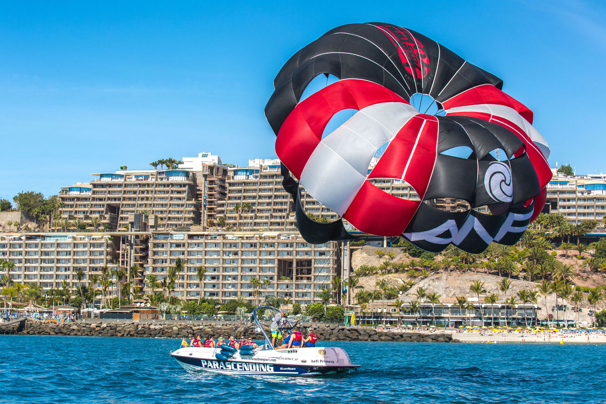 Anfi del Mar Water Sports - Parasailing