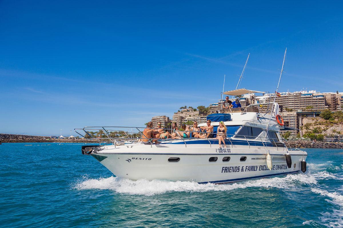 Barco a Motor - Benito Cruiser