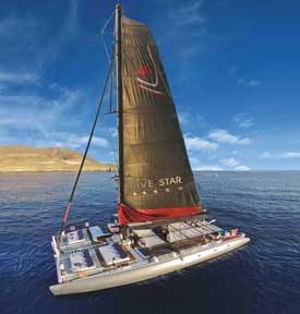 FIVE STAR CATAMARAN