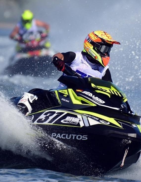 2019 – Alejandro gana 6 Títulos!