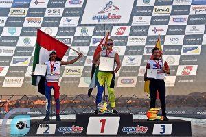 Alejandro Molina Third place championship
