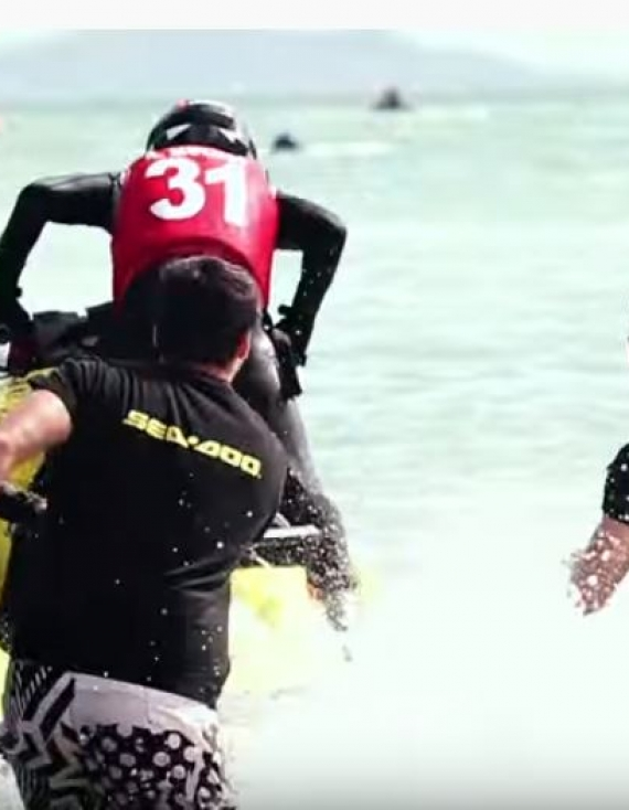 2015 – Copa del Rey Moto de Agua